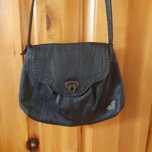 🌷3/$15 - Small black Roxy crossbody purse